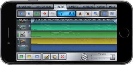 Music Studio - Overview